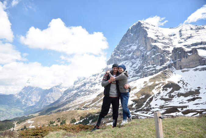 Shooting Schweiz von Foto-Agentur.de Marcus Hanke